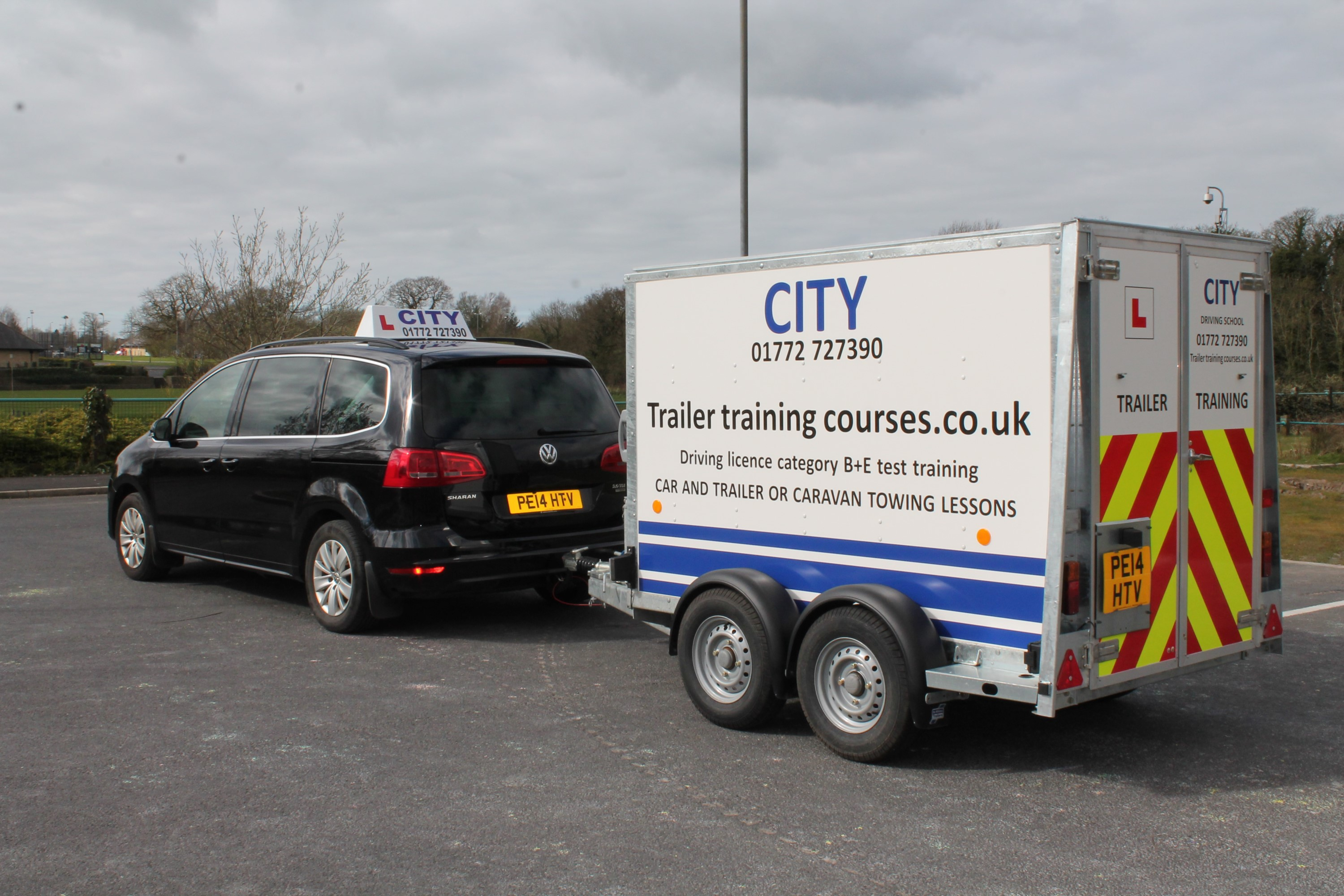 Towing courses in Bolton Greater Manchester