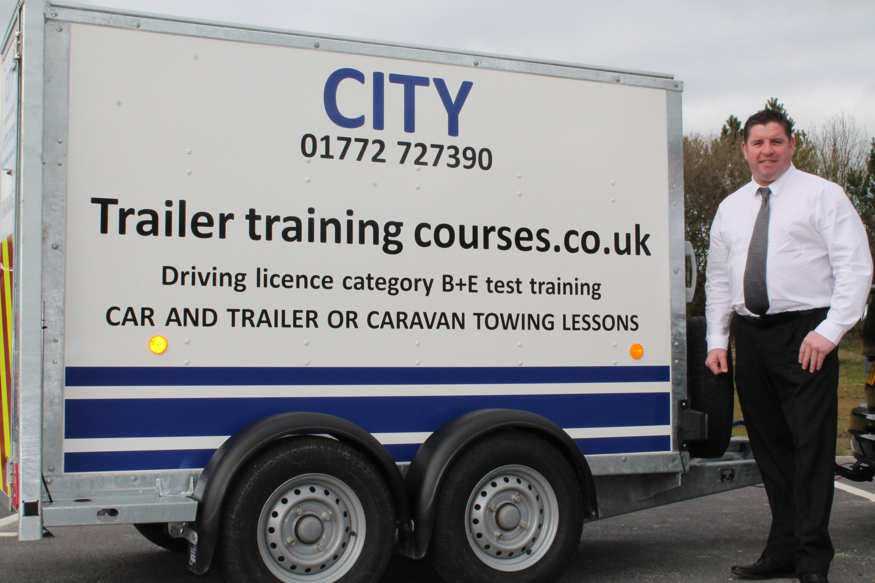 trailer training in Bolton Greater Manchester